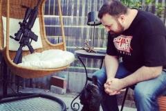 Mit meinem Hund