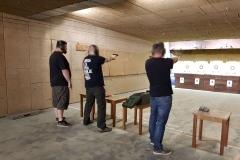 Schießen Kurzwaffe